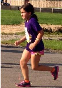 isabella running